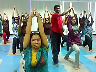 Yoga Master Devendran Rajangam | School of Santhi Yoga School - Chennai, Tamil Nadu, India