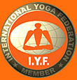 Recognized IRYS 200, IRYS 500 by International Yoga Federation | School of Santhi Yoga Teacher Training India and Europe. Traditional Yoga School guided by Swami Santhiprasad